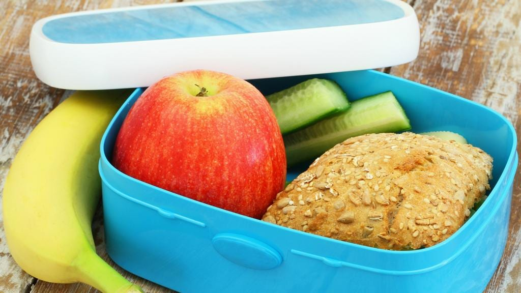 Parenting includes much more than just packing school lunches, Angela Mollard writes.
