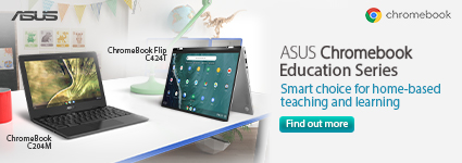 ASUS ChromeBook Education Series